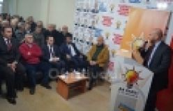 Ak Parti'den Aralık Danışma Meclisi Toplantısı