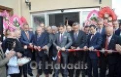 Of Hastikoz Abdik Otel açıldı