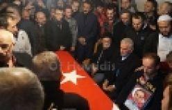 Şehit Polis Necmi Çakır baba ocağında