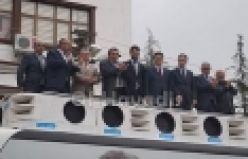 CHP'nin Trabzon Adayları İnce ile Of'ta