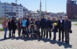 Gürcü Turizmciler Of'ta