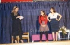 Ulusoylu öğrenciler şiir ve tiyatro gecesinde eğlenceye doydu