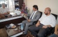 Oflu Bursa Milletvekili Zekeriya Birkan Of ziyareti
