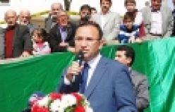 Başbakan Yardımcısı Bekir Bozdağ Of Müftülük Sitesinin Açılışında