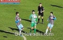 Ofspor 0-2 Kızılcahamam AŞ