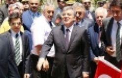Cumhurbaşkanı Abdullah Gül Of'ta