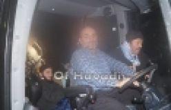 Yaralı talebeyi Of Belediyesi ve TİSKİ kurtardı