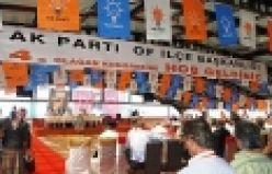 Ak Parti Of İlçe Başkanlığı 4.Olağan Kongresi