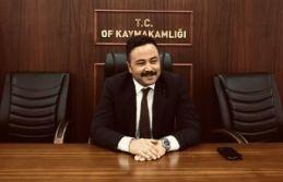 Kaymakam İnan Trabzon Valiliği'ne görevlendirildi