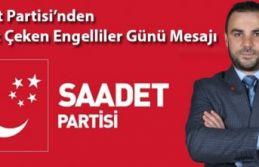 Başkan Muratoğlu'ndan engellilerin sorunlarına...