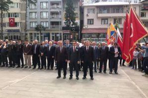 19 Mayıs Atatürk'ü Anma Gençlik ve Spor Bayramı ku