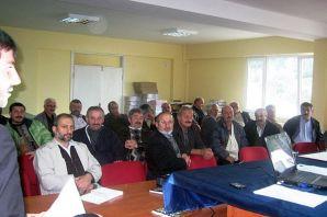 Hayrat'ta Bal üreticileri Birliği kuruldu