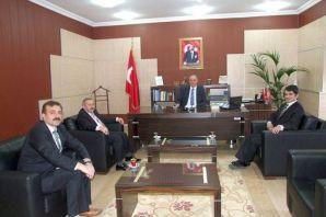 Çakır'dan Sandıkçı'ya ziyaret