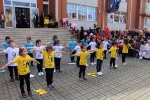 İsmail Yıldırım İlkokulu'nda 23 Nisan coşkusu