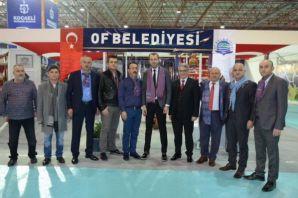 Kocaeli'nde Trabzon rüzgârı esiyor