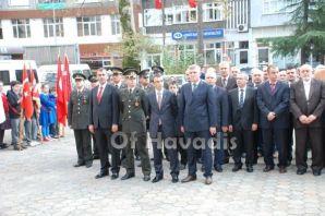 Of'ta Cumhuriyet Coşkusu