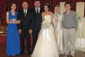 Tandoğan Ailesinin mutlu günü