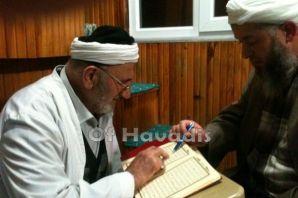 80 yaşında Kur'an-ı Kerim öğrendi
