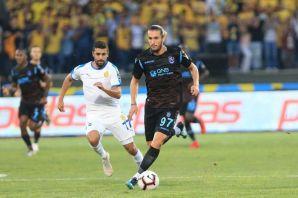 Trabzonspor'a Ankara'da Mete Kalkavan engeli