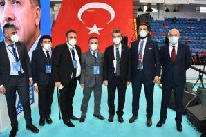 Çakıroğlu, Öztürk ve Yılmaz AK Parti İl yönetiminde