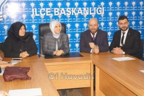 AK Parti Ocak 2018 danışma meclisi