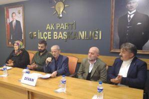 AK Parti Of İlçe Ocak 2020 Danışma Meclisi Toplant