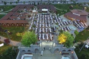 AK Parti Trabzon teşkilatları iftarda buluştu