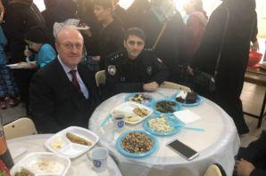 Ali Yeşilyurt İHO'da Mevlidi Nebi Programı ve kerm
