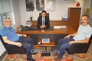 İş Bankası Of Şubesinin Yeni Müdürü Halil İbrahim