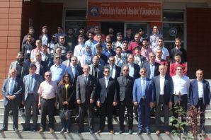 KTÜ Abdullah Kanca Meslek Yüksekokulunda projeler