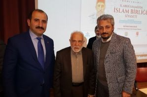 """2.Abdulhamid'in İslam Birliği"" konferansına yoğun"