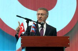 TS'de yeni başkan Ahmet Ağaoğlu