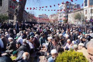 Ahmet Yaşar Hocaefendi cenaze töreni