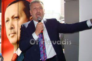 Bakan Bayraktar ve vekil Saral'dan Sarıalioğlu'na