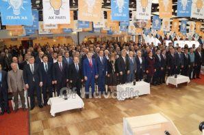 Ak Parti Of İlçe Başkanlığına Terzioğlu 2.kez seçi