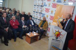 Ak Parti Of İlçe Aralık Danışma Meclisi