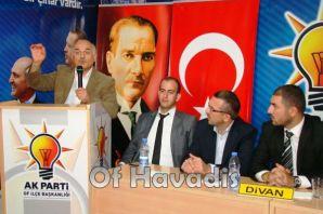 Ak Parti Of İlçe Eylül Toplantı
