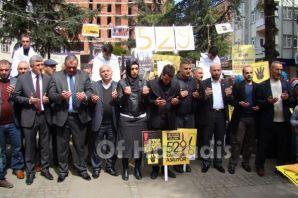 Of Ak Parti'den 529 İdama 529 çığlık