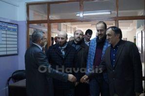Ak Parti'den Müdür Osmanoğlu'na ziyaret