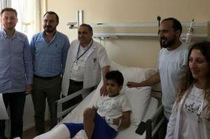 Arap Turist'e Of Devlet Hastanesinde operasyon
