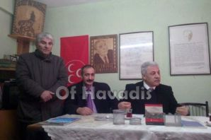 Atalay, MHP'den aday oldu