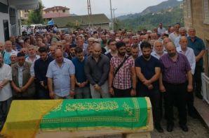 Temel Kalyon eşi Ayşe Kalyon cenaze