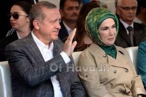 Başbakan Erdoğan Trabzon'da açılış törenine katıld