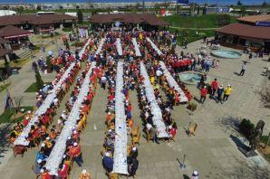 Kayserispor taraftarına Trabzon'da kahvaltı