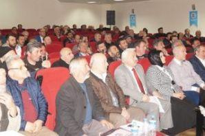 Başkan Gümrükçüoğlu Of'ta Taksicilerle buluştu