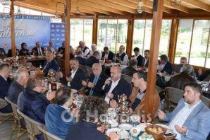 Başkan Gümrükçüoğlu, STK temsilcileriyle buluştu