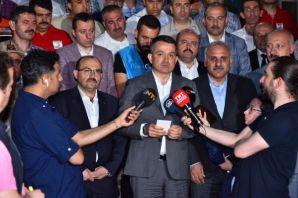 """Başkan Zorluoğlu: """"Devletimiz imkânlarını araklı i"""