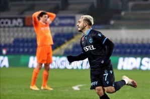 Yusuf Sarı attı Trabzonspor Başakşehir'i de yendi