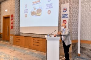 Trabzon ulaşım master planı bilgilendirme toplantısı yapıldı