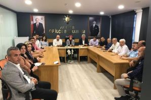 Milletvekili Ayvazoğlu Of'ta kurum ve vatandaşları